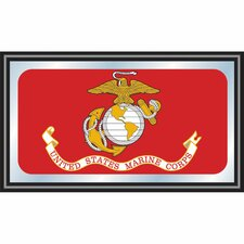 Marine Corps Framed Graphic Art
