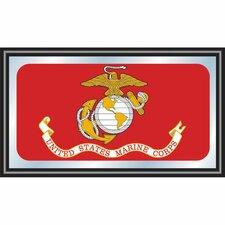 Marine Corps Framed Graphic Art