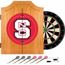 NCAA Dart Cabinet