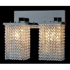 Prism 2 Light Wall Sconce
