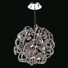 Medusa 9 Light Crystal Chandelier