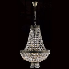 Metropolitan 6 Light Crystal Chandelier