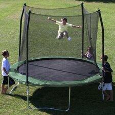 10' Round Trampoline with Safety Enclosure