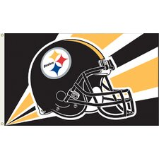 Steelers Traditional Flag