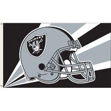 Raiders Traditional Flag