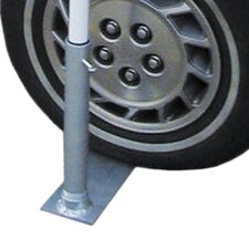 "The Tailgater's 4"" Flagpole Tire Mount"