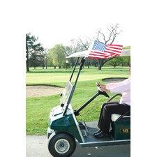 "26"" Golf Cart Flagpole"