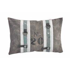 No. 20 Upcycled Lumbar Pillow