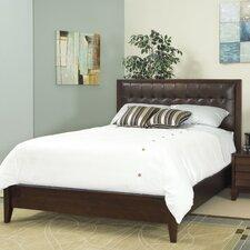 Island Upholstered Platform Bed