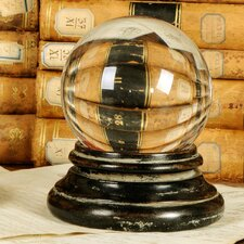 Ball Water Globe on Base