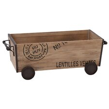 Decorative Cart