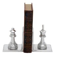 Metal Book Ends (Set of 2)