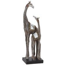 Showpiece Giraffes Figurine
