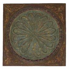 Décor Byzantine Floral Wall Décor