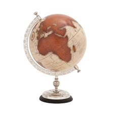 The Great Metal World Globe