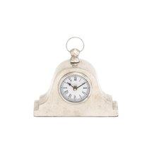 Beautiful Styled Aluminum Table Clock