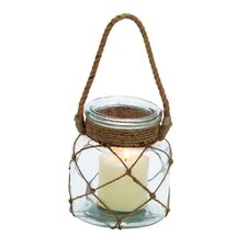 Gorgeous Styled Glass Lantern