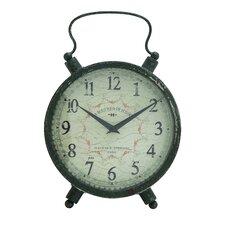 Attractive Metal Table Clock