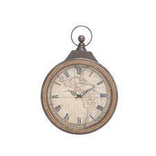 Enthralling Metal Rowall Clock