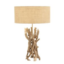 """Twig The Cool 23"""" H Table Lamp with Drum Shade"""