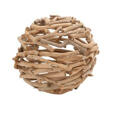 The Exceptional Driftwood Decorative Ball