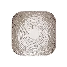The Shield Stainless Steel Platter Wall Décor