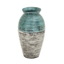 Crucially Beautiful Lacquer Vase