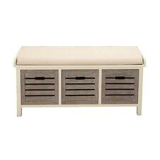 Wood Storage Bedroom Bench