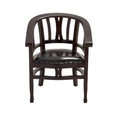 Polished Arm Chair