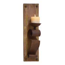 Wood Sconce (Set of 2)