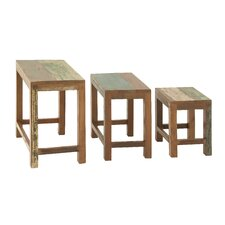 Simple 3 Piece Nesting Tables