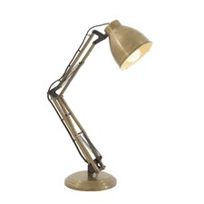 "Elegant and Classy 24"" Table Lamp with Bell Shade"