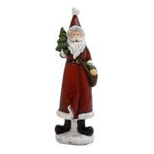 Captivating and Exclusive Santa Figurine