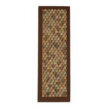 Textured Bark Wall Décor