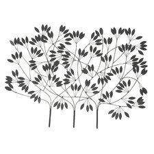 Classy Leaf Wall Décor