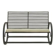 Appealing Metal Garden Bench