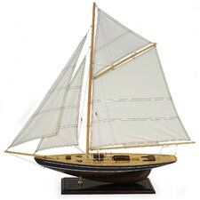 Timeless Medium Sailboat