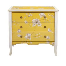 Reilly 3 Drawer Cabinet