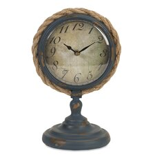 Lewis Pedestal Clock