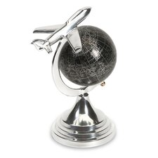 Hadwin Small Airplane Globe