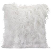 Nikki Chu Faux Fur Throw Pillow