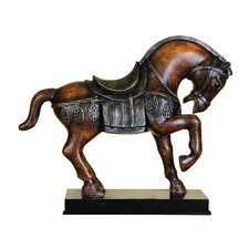 Horse Figurine by Woodland Imports