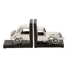 Automobile Book End (Set of 2)