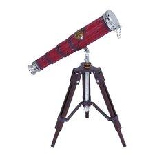 Free Standing Decorative Telescope