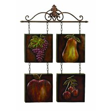 Hanging Fruits Wall Décor
