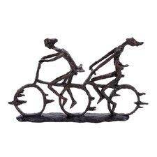 Bike Figurine