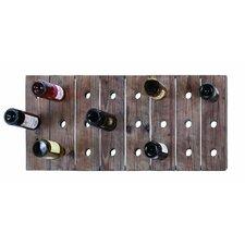 24 Bottle Hanging Wine Rack