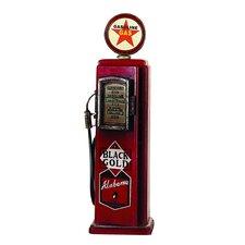 Gas Pump Multimedia Cabinet
