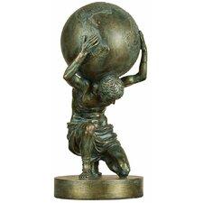 Atlas Figurine