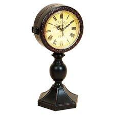Metal Tabletop Clock